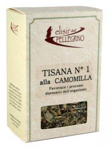 Copertina di 'Tisana alla camomilla gr. 50'