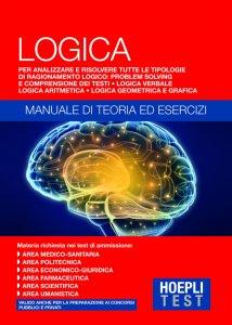 Copertina di 'Logica - Manuale di teoria ed esercizi'