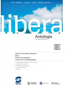 Copertina di 'Libera -  Antologia per il primo biennio'