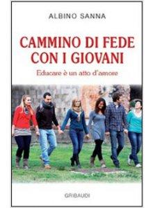 Copertina di 'Cammino di fede con i giovani'