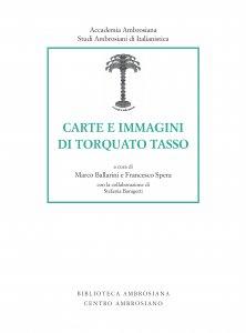 Copertina di 'Carte e immagini di Torquato Tasso'