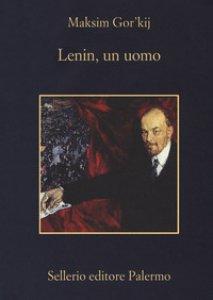 Copertina di 'Lenin, un uomo'