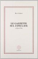 Gazzette sul conclave (1724-1779) - Gorian Rudj