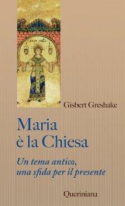 Copertina di 'Maria è la Chiesa'