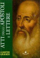 Atti degli Apostoli e lettere