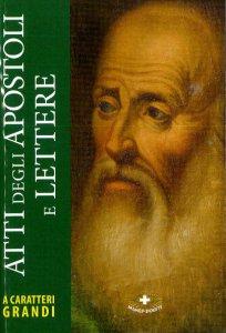 Copertina di 'Atti degli Apostoli e lettere'