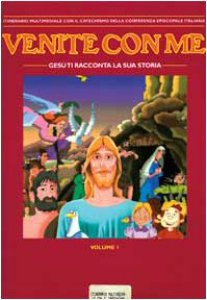Copertina di 'Venite con me. Itinerario catechistico multimediale con il catechismo «Venite con me». CD-ROM [vol_1]'