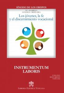 Copertina di 'Los jovenes, la fe y el discernimiento vocacional. Instrumentum laboris'