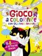 Gioco a colorare con tanti animali
