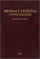 Messale festivo latino-italiano - Suffi Nicolò