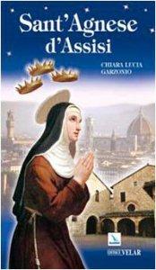 Copertina di 'Sant'Agnese d'Assisi'