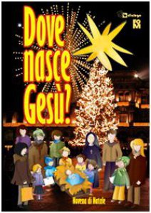 Copertina di 'Novena di Natale illustrata per bambini e ragazzi'