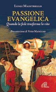 Copertina di 'Passione evangelica'