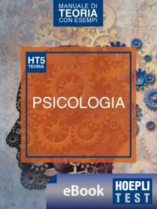 Copertina di 'Hoepli Test 5 - Psicologia'