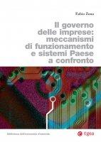 Il governo delle imprese - Fabio Zona