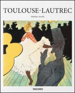 Copertina di 'Toulouse-Lautrec'