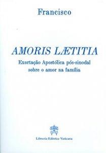 Copertina di 'Amoris laetitia. PORTOGHESE'