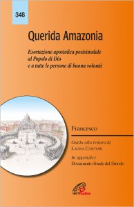 Copertina di 'Querida Amazonia'