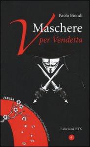 Copertina di 'Maschere. V per vendetta'