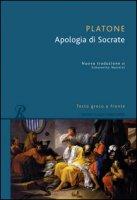 L' apologia di Socrate. Testo greco a fronte - Platone
