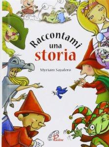 Copertina di 'Raccontami una storia'