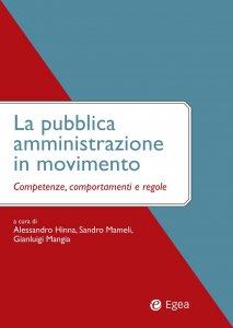 Copertina di 'La Pubblica Amministrazione in movimento'