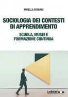 Sociologia dei contesti di apprendimento. Scuola, musei e formazione continua - Ferrari Mirella