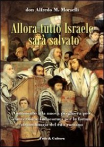 Copertina di 'Allora tutto Israele sarà salvato'