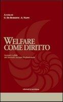 Welfare come diritto