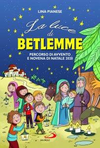 Copertina di 'La luce di Betlemme'