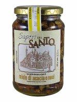 Miele d'acacia con noci (450 gr.)