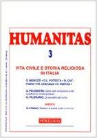 Vita civile e storia religiosa in Italia