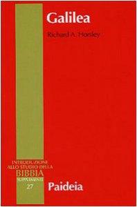Copertina di 'Galilea. Storia, politica, popolazione'