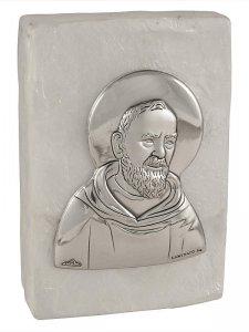 Copertina di 'Scatola in madreperla con Padre Pio'