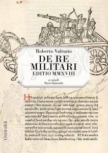 Copertina di 'De Re Militari - Editio MMXVIII'