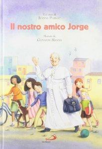 Copertina di 'Il nostro amico Jorge'