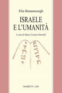 Copertina di 'Israele e l'umanità'