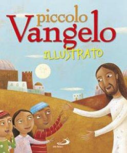 Copertina di 'Piccolo Vangelo illustrato'