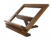 Leggio economico da tavolo in legno - 32x25 cm