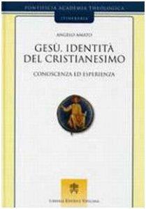 Copertina di 'Gesù, identità del cristianesimo'
