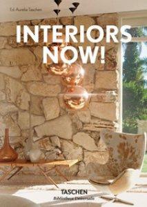 Copertina di 'Interiors now! Ediz. inglese, francese e tedesca'