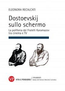 Copertina di 'Dostoevskij sullo schermo'
