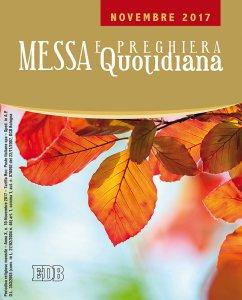 Copertina di 'Messa Quotidiana. Novembre 2017'
