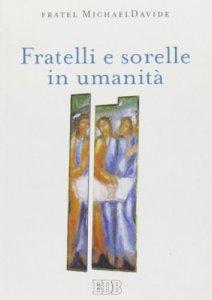 Copertina di 'Fratelli e sorelle in umanità'