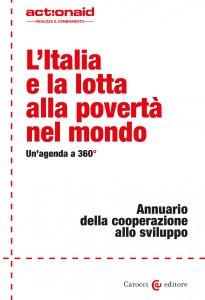 Copertina di 'L'Italia e la lotta alla povertà nel mondo'