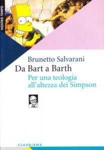 Copertina di 'Da Bart a Barth. Per una teologia dei Simpson'