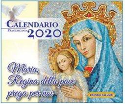 "Copertina di 'Calendario 2020 ""Maria Regina della Pace""'"