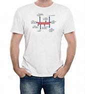 T-shirt 10 comandamenti - Taglia XL - UOMO