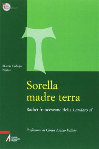 Copertina di 'Sorella madre terra. Radici francescane della Laudato si''