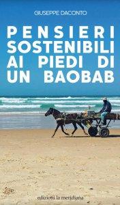 Copertina di 'Pensieri sostenibili all'ombra di un boabab'